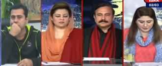 Tonight with Fereeha (Why Shehbaz Sharif Not Coming Back) - 2nd March 2020
