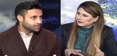 Tonight With Fereeha (Zulfi Bukhari Exclusive Interview) - 12th January 2021