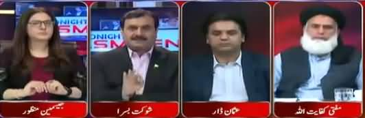 Tonight With Jasmeen (Amir Liaquat Joined PTI) - 19th March 2018