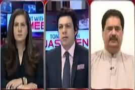 Tonight with Jasmeen (Hammad Siddiqui Arrested) – 30th October 2017