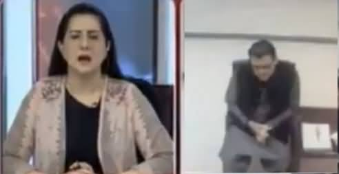 Tonight with Jasmeen (Hussain Nawaz Leaked Picture) - 5th June 2017