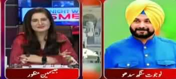 Tonight with Jasmeen (Kartarpur Border Opened) - 28th November 2018