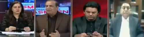 Tonight with Jasmeen (Kia Asif Zardari Na Ahel Ho Sakte Hain) - 19th December 2018