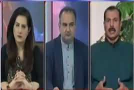 Tonight with Jasmeen (Kia Gen. (R) Raheel Ko NOC Jari Huwa?) – 10th January 2017