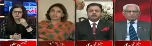 Tonight With Jasmeen (NAB Ki Sindh Mein Karwai) – 19th April 2018