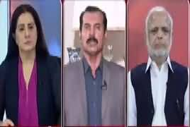 Tonight with Jasmeen (Nehal Hashmi Withdraw His Resignation) – 6th June 2017