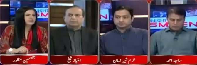 Tonight with Jasmeen (PM Imran Khan's Plan For Karachi) - 17th September 2018