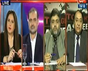 Tonight with Jasmeen (Protest Against Pakistan in Bangladesh and Pakistani Flag Set on Fire) - 19th December 2013