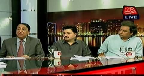 Tonight With Jasmeen (PTI Decides To Resign From Assemblies) - 18th August 2014