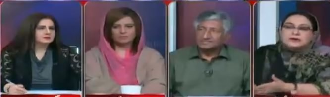 Tonight with Jasmeen (PTI Will Not Support Shahbaz Sharif) - 16th August 2018