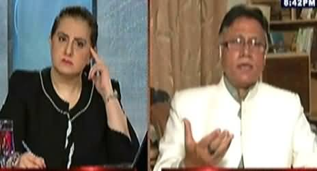 Tonight With Jasmeen REPEAT (Hassan Nisar Exclusive Interview) – 3rd March 2015