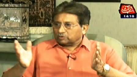 Tonight With Jasmeen REPEAT (Pervez Musharraf Special Interview) – 9th March 2015
