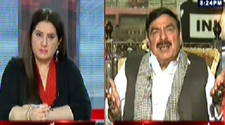 Tonight With Jasmeen (Sheikh Rasheed Ahmad Exclusive Interview) - 19th November 2014