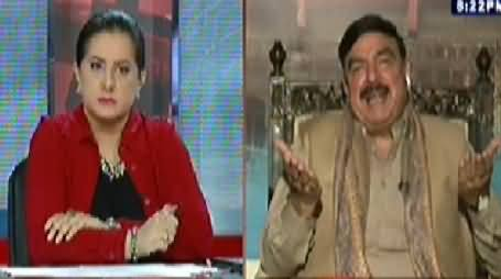Tonight With Jasmeen (Sheikh Rasheed Ahmad Exclusive Interview) – 22nd January 2015