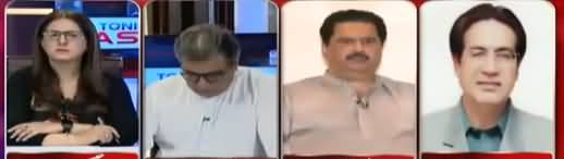 Tonight With Jasmeen (Sheikh Rasheed Demands Judicial Martial Law) - 21st March 2018
