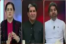 Tonight with Jasmeen (Siasi Mahool Mein Garma Garmi) – 24th April 2017