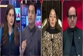 Tonight with Jasmeen (Sindh Assembly Mein NAB Per Tanqeed) – 1st November 2017