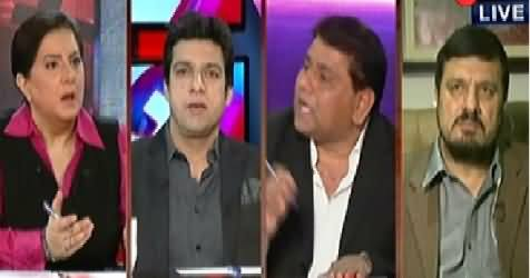 Tonight With Jasmeen (Strict Implementation of National Action Plan) - 3rd February 2015