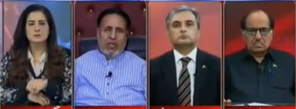 Tonight With Jasmeen (Tariq Fatemi Rejects All Allegations) - 2nd May 2017