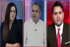 Tonight with Jasmeen (Who Is Doing Conspiracy Against PM) – 6th July 2017