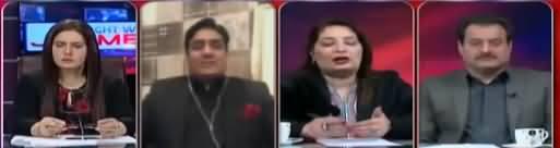 Tonight with Jasmeen (Zardari Aur Bilawal Ka Naam ECL Per) - 27th December 2018