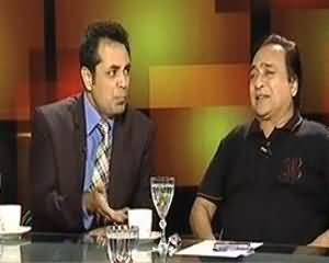Tonight With Moeed - 20th August 2013 Pirzada (Islamabad Incident: Media Aur Security Idaron Ka Kirdar)