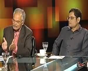 Tonight With Moeed Pirzada - 12th August 2013 (India Pakistan Ke Saath Taluqat Kharab Karna Kyun Chahta Hai??)