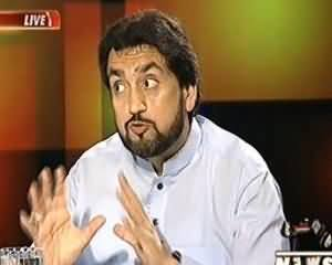 Tonight With Moeed Pirzada - 13th August 2013 (Taliban Ke Saath Muzakraat Magar Conditions Kya Hain??)