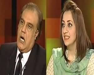 Tonight With Moeed Pirzada - 18th July 2013 (Tax Ka Burden Sirf Professionals Per He Kyun?)