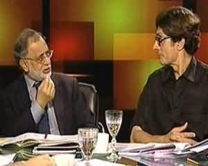 Tonight With Moeed Pirzada  - 18th June 2013 (Reflection On Election 2013...)
