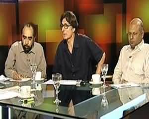 Tonight With Moeed Pirzada - 19th August 2013 (Prime Minister Ka Mulk Se Pehla Khitab)