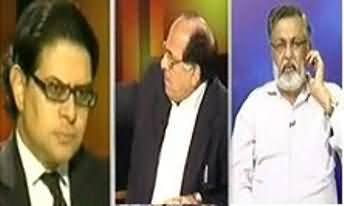 Tonight With Moeed Pirzada - 1st July 2013 (MQM Ke Quaid Altaf Hussain Ke Doubts)