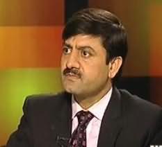 Tonight With Moeed Pirzada - 20th June 2013 (Media Ki Azadi Aur Mojooda Hukumat..!!)