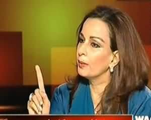 Tonight With Moeed Pirzada - 22nd July 2013 (Media Comission Report Supreme Court Main Paish)