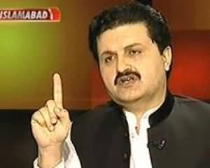 Tonight With Moeed Pirzada - 24th June 2013 (Musharraf Ke Khilaf Bagawat Ka Case Hogah)