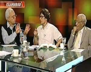 Tonight With Moeed Pirzada - 2nd August 2013 (Imran Khan Supreme Court Main Pesh,Maafi Mangne Se Inkaar)
