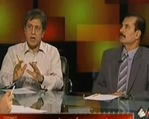 Tonight With Moeed Pirzada - 31st July 2013 (Taliban Ka Di Khan Jail Pe Hamla,253 Criminals Ko Chura Lia)