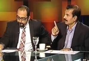 Tonight With Moeed Pirzada - 4th July 2013 (Trukey Aur Egypt Ke Halaat Mein Kya Mushabehat Hai)