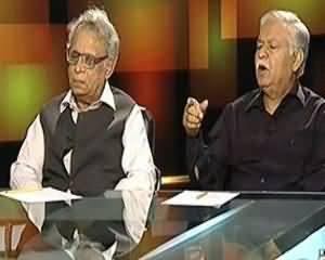 Tonight With Moeed Pirzada - 6th August 2013 (Kya Supreme Court Ke Khilaf Koi Sazish Kar Raha hai??)