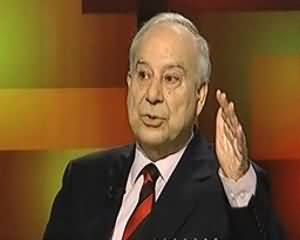 Tonight With Moeed Pirzada (Akbar S. Ahmed Exclusive Interview) – 2nd January 2014