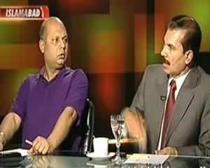 Tonight With Moeed Pirzada (All Parties Ka Taliban Se Muzakraat Per Ittifaq) - 9th September 2013