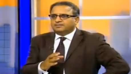 Tonight With Moeed Pirzada (Asif Zardari Ka U-Turn) – 26th February 2016