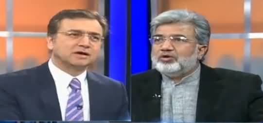 Tonight with Moeed Pirzada (Blasphemous Contents on Social Media) - 11th March 2017