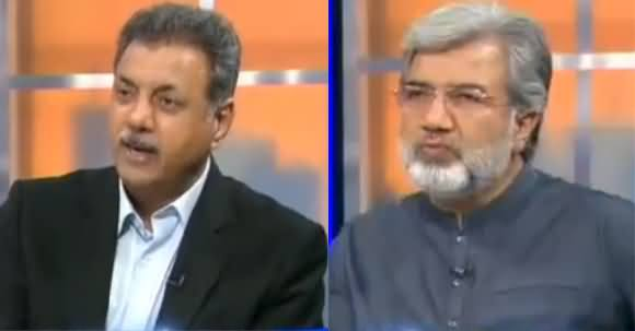 Tonight with Moeed Pirzada (Dawn Leaks, Blasphemy Issue) - 19th April 2017