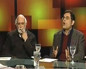 Tonight With Moeed Pirzada (Dhaka Aur Bangladesh Ka Maujoda Political Crises) - 16th December 2013