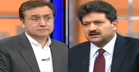Tonight With Moeed Pirzada (Discussion on Current Issues) - 10th November 2018