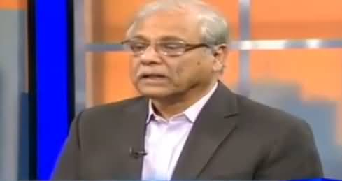 Tonight with Moeed Pirzada (Discussion on Different Issues) - 15th April 2017