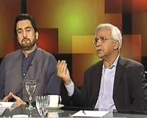 Tonight With Moeed Pirzada (Government Anti Terrorism Policy Banane Mein Nakaam Kyun) – 30th September 2013