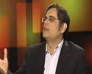 Tonight With Moeed Pirzada (Hakumat Ke 100 Din, PILDAT Ki Report Kya Kehti Hai?) - 19th September 2013