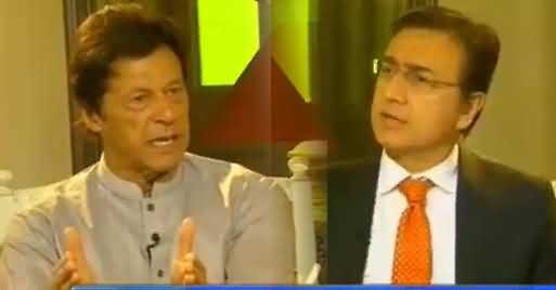 Tonight With Moeed Pirzada (Imran Khan Exclusive Interview) – 30th April 2016